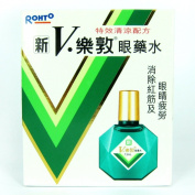 New V.Rohto Plus Eye Drop