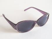 Sunreader, Sparkling Rhinestone Reading Glasses +2.50
