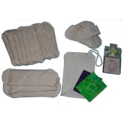 WillowPads Organic Whole Cycle Kit