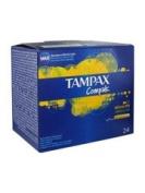 Tampax Compak 24 Regular