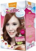 Lolane Z-cool Bubble Hair Colour Foam Z7 Sweet Resberry.