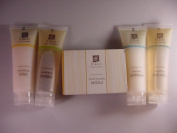 ProTerra Honey & Vanilla Travel Set Shampoo,Conditioner, Lotion, Body Wash, Soap