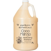 For Pro Ginger Lily Farms Botanicals Shampoo Gallon, Coco Mango, 128 Fluid Ounce