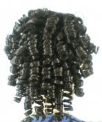 Cheerleader Ringlet Curly Drawstring Ponytail (1