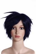 Anangelhair + Free Hair Cap Ryugazaki Rei Anime Short Cosplay Wig