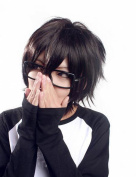 Anangelhair +Free Hair Cap Tonari No Kaibutsu Kun Haru Yoshida Cosplay Wig Cos Party Hallowmas