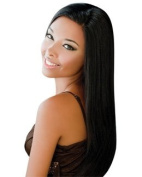 CHOCOLATE 20cm - Ever Beauty 100% Human Hair Chocolate Yaky Weave Extensions