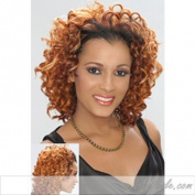 FARRAH (Carefree Collection) - Synthetic Half Wig