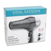 Vidal Sassoon Professional Full Size Hair Dryer 1875 Watts