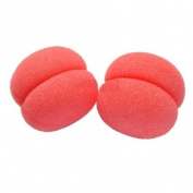 12pcs Hair Soft Sponge Roll Ball Roller Curler Tool New