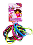 Dora the Explorer Hair Elastics Elastic Bands