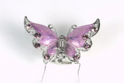 Dreamy Butterfly - Silky Hair Clip / Claw for Girls & Woman