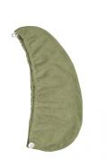 Microfiber Hair Turban (2-pcs)