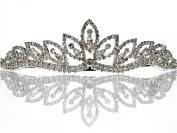 SC Bridal Wedding Tiara Crown 60138