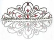 SparklyCrystal Bridal Wedding Tiara Crown 51118