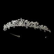 Desiree. Crystal & Rhinestone Wedding Bridal Tiara Headband