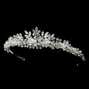 Wendy Silver. Crystal & Rhinestone Wedding Bridal Tiara Headband