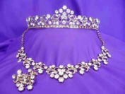 Antique Tiara and necklace Set