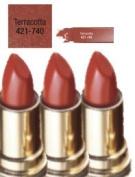 LOT of 3 - : Avon Beyond Colour Plumping Lip Colour SPF 15 - Terracotta