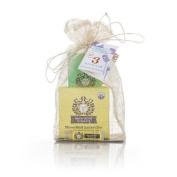 Moon Valley Organics Gift Set with Moon Melt Lotion Bar, Lip Balm & Rejuvenating Rub