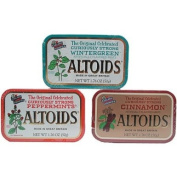 ALTOIDS TIN PEPPERMINT