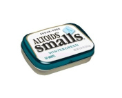 Altoids Smalls Curiously Strong Mints, Wintergreen, 9 Tins, 9 ea