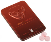 Oral Fixation Mints 7 Deadly Cinnamon, 25ml Tins