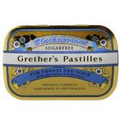 Grether's Sugarless Black Currant Pastilles 440ml pastilles