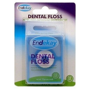 Endekay Dental Floss Mint 25m