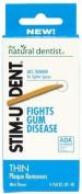 Stim-U-Dent Thin Picks 4 Packets Of 40 Picks-160 ct