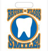 Brush Floss Smile Gift Bag, 25 pcs Brush Floss Smile Gift Bag, 25 pcs