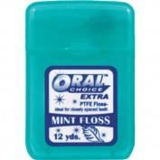 Oral Choice 3531-B Extra PTFE Mint Flavoured Dental Floss 12 pcs