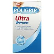 Poligrip Ultra Wernets , Denture Fixative Powder 40g