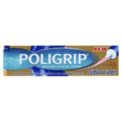 Poli-Grip Denture Fixative Cream Total Care 40g