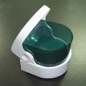 Sonic Denture Cleaner No More Scrubbing Involved Removes Stains, Tartar, Bacteria And Food Particles