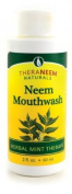 TheraNeem, Herbal Mouthwash, 2 fl oz