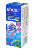 Aloclair Mouth Ulcer Treatment Mouthwash/Rinse 60Ml