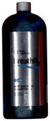 BreathRx Anti-Bacterial Mouth Rinse (33oz Bottle), Large Economy Size.