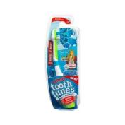 "Turbo Tooth Tunes Battery Powered Toothbrush, Hannah Montana ""Rock Star"""