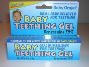 Budpak Baby Teething Gel -- 15ml