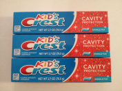 Kid's Crest Toothpaste - Cavity Protection, 80ml,