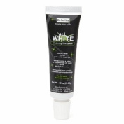 Dr. Collins All White Whitening Toothpaste, Vanilla Mint, 20ml