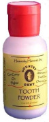 """Country Gent""® Tooth Powder an Alternative to Toothpaste 30ml Travel Size"