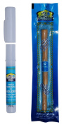 Natural Fresh Moist Vacuum-packed Thin 15cm Miswak (1 pack) With Pen Holder - Tooth and Gum Care