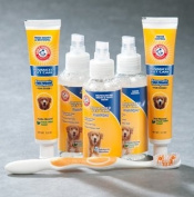 Arm and Hammer Advanced Pet Care Oral Care Line Fresh Breath and Whitening Toothpaste 2-1/60ml