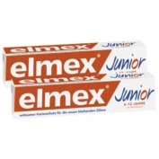 Elmex Junior Toothpaste 2 x 75ml