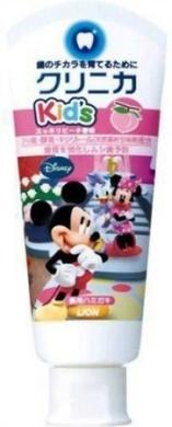 Clinica Kid's Toothpaste 60g - Sukkiri Peach Flavour