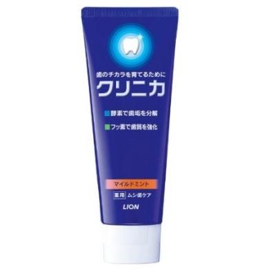 Clinica Toothpaste 130g - Mild Mint Flavour