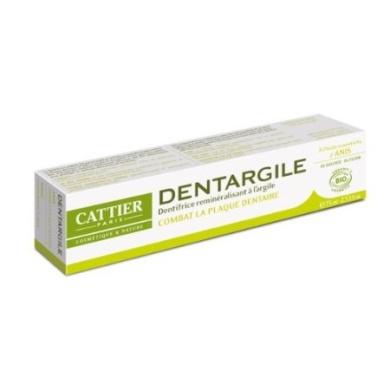 Cattier Dentargile - Anti-tartar, with Anise 100gr