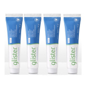 4 x GLISTER MULTI-ACTION FLUORIDE TOOTHPASTE